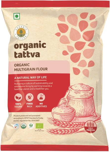 Organic Tattva Multigrain Flour