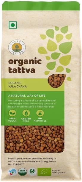 Organic Tattva Brown Chana (Whole)