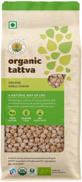 Organic Tattva Kabuli Chana (Whole)