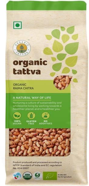 Organic Tattva White Rajma (Whole)