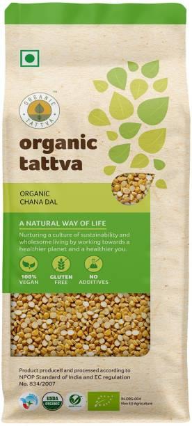 Organic Tattva Yellow Chana Dal (Split)