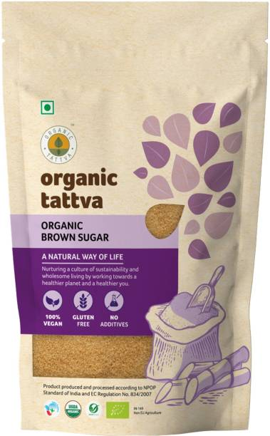 Organic Tattva Brown Sugar