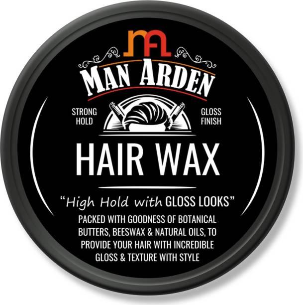 Man Arden Hair Wax - Strong Hold with Gloss Finish Hair Gloss