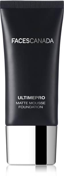 FACES CANADA Ultime Pro Matte Mousse  Foundation
