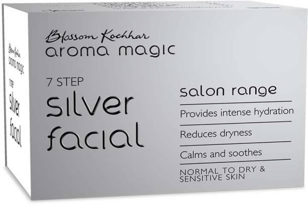 Aroma Magic Magic Silver Facial Kit
