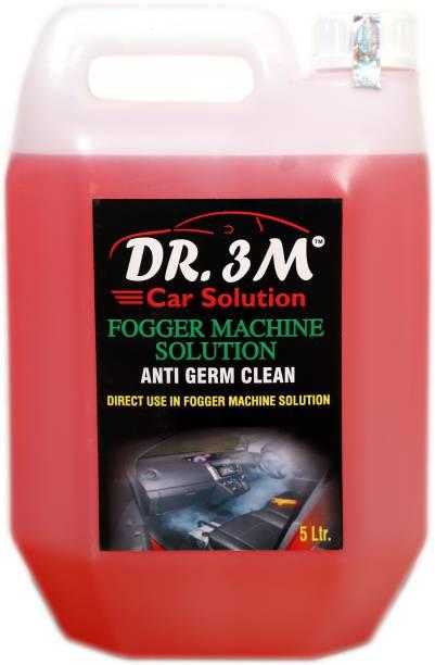 dr.3m FOGGER MACHINE SOLUTION  (ANTI GERM CLEAN) 5ltr. nutral