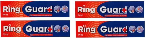 Ring Guard Cream 4 x 20 g Packs