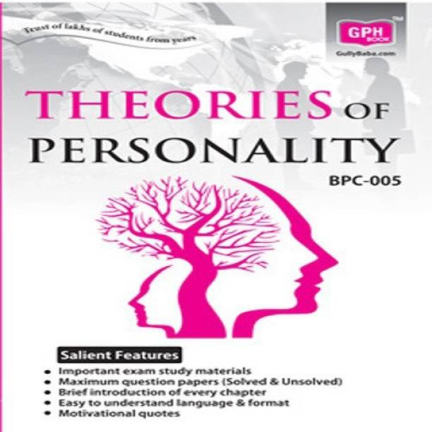 BPC-005 Theories of Personality