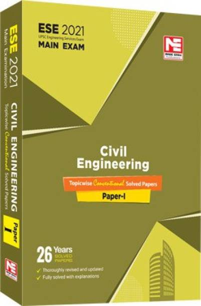 ESE 2021 Mains Examination Civil Engineering Conventional Paper - I