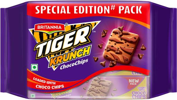 BRITANNIA Tiger Krunch Biscuits