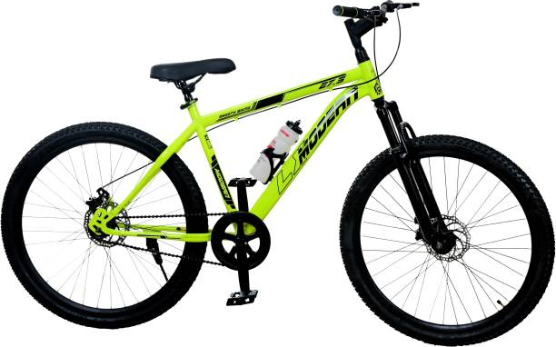 MODERN LX 27.5T Mountain Steel Bike/Cycle Front Suspension (neon-Green) 27.5 T Mountain Cycle