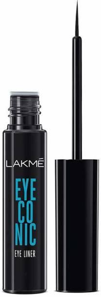 Lakmé EYECONIC EYELINER BLACK 4.5 ml