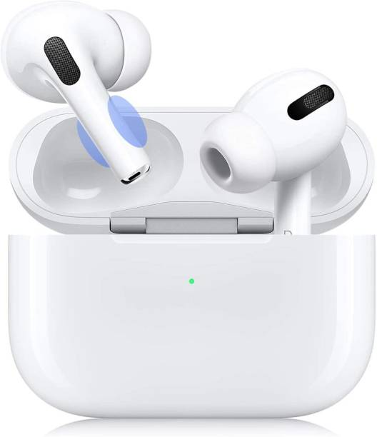 Raj Ear Pods Pro With Wireless Charging Case Premium Quality Air Pod Bluetooth Headset