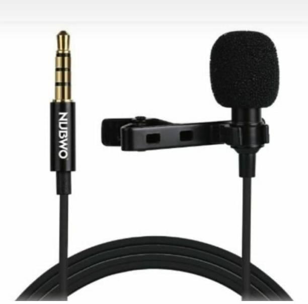NUBWO Lavalier Microphone M-15 Microphone