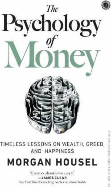 The Psychology Of Money (English, Paperback, Housel Morgan)