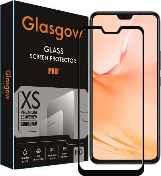Glasgow Edge To Edge Tempered Glass for Vivo V20 Pro