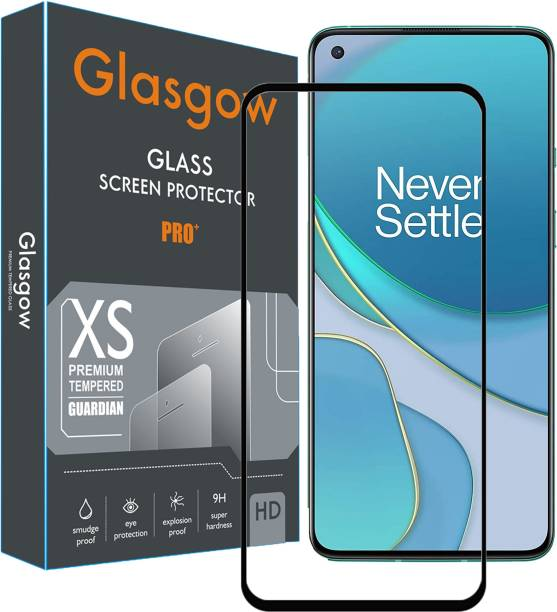 Glasgow Edge To Edge Tempered Glass for OnePlus 8T