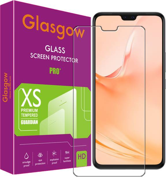 Glasgow Tempered Glass Guard for Vivo V20 Pro