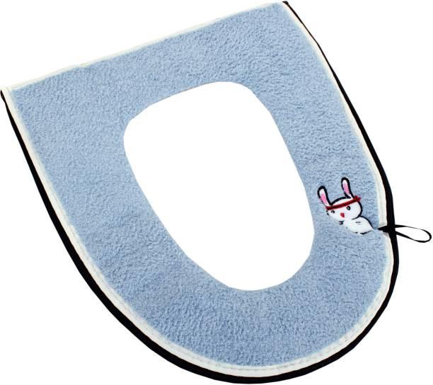 OAN Microfibre, Sponge Toilet Seat Cover