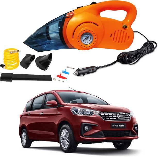 Oshotto 2 In 1 Vacuum Cleaner Cum Tyre Inflator For Maruti Suzuki Ertiga 2018 Car Vacuum Cleaner