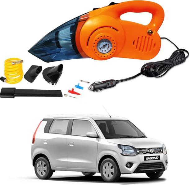 Oshotto 2 In 1 Vacuum Cleaner Cum Tyre Inflator For Maruti Suzuki WagonR 2019 Car Vacuum Cleaner