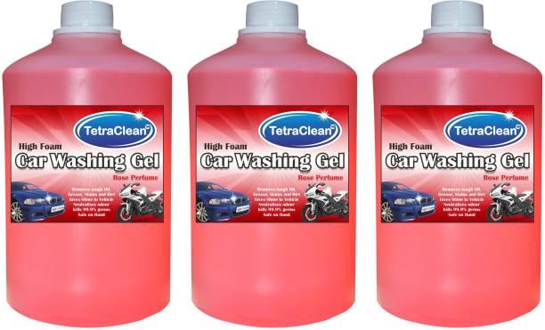 TetraClean High Foam Car Shampoo Car Washing Liquid