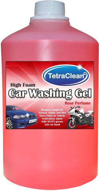 TetraClean High Foam Car Shampoo Car Washing Liquid