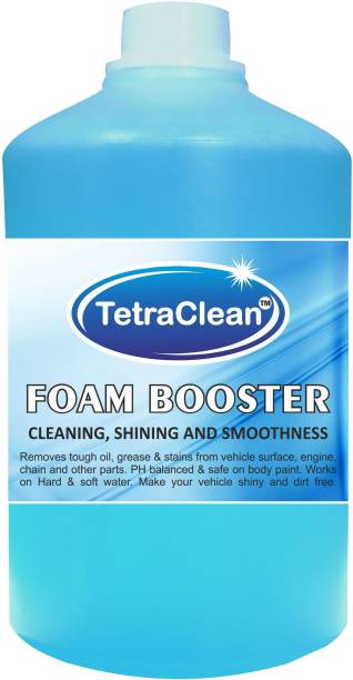 TetraClean High Foam Booster Car Shampoo Car Washing Liquid