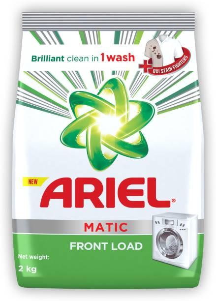 Ariel Matic Front Load Detergent Powder 2 kg