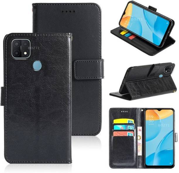 BOZTI Back Cover for Oppo A15, Oppo A15s