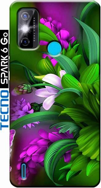 TrenoSio Back Cover for Tecno Spark 6 Go