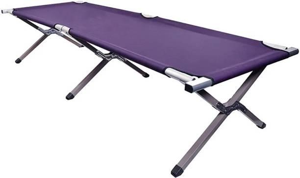 StreamBed folding bed purple_001 Metal Single Bed