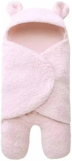 BRANDONN Solid Single Sherpa Blanket