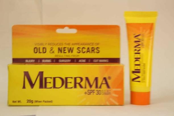 MEDERMA SPF+30 SCAR GEL