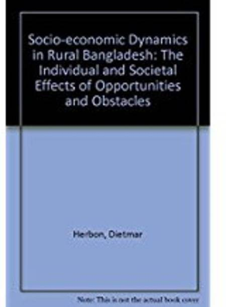 Socio-economic Dynamics in Rural Bangladesh
