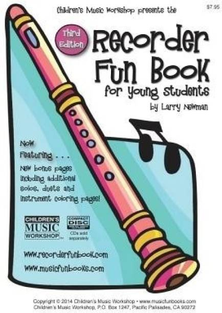 The Recorder Fun Book