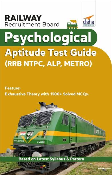 Railway Recruitment Board Psychological Aptitude Test Guide (RRB NTPC , ALP, METRO)