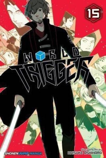 World Trigger, Vol. 15