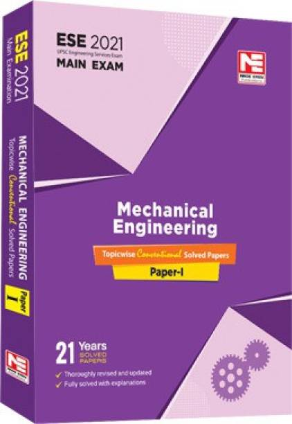 ESE 2021 Mains Examination Mechanical Engineering Conventional Paper - I