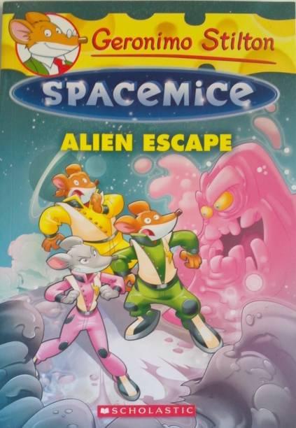 Geronimo Stilton-Spacemice#01 Alien Escape