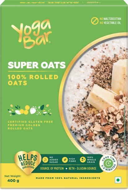 Yogabar Super Oats 100% Rolled Oats