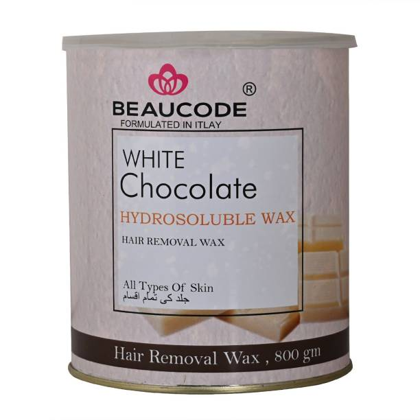 Beaucode Professional Rica White Chocolate Hydrosoluble Wax Body wax for hair removal wax Wax