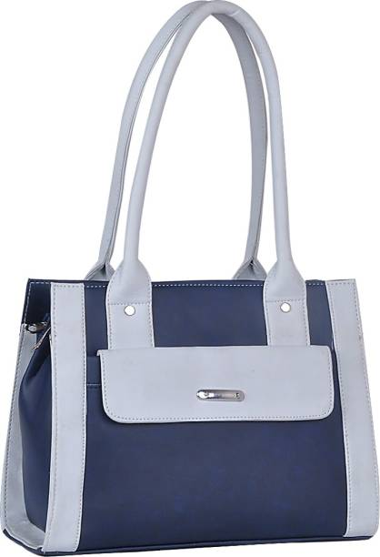 Creeper Women Blue, Grey Shoulder Bag