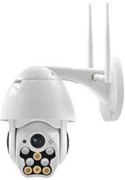 Maizic Smarthome Outdoor 6 months warranty Bahuballi 2.4 MP Wifi Waterproof , Rotatable PTZ ,Mobile view, Day- night vision, SD storage , Two way speech, Motion detection, Advanced V380 app, NVR Laptop Mobile Supportable Cloud Stoarge Security Camera