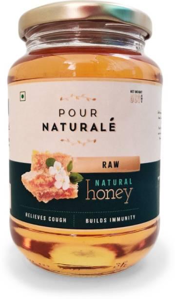 POUR NATURALE Raw Honey: 500gm