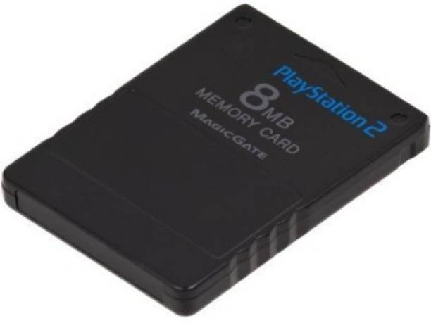 COMPUTER PLAZA Ps2 64 mb memory card for playstation 2 8 MB MicroSD Card Class 2 20 MB/s  Memory Card