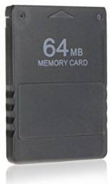 COMPUTER PLAZA Ps2 64 mb memory card for playstation 2 64 MB MicroSD Card Class 2 20 MB/s  Memory Card