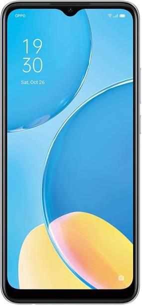 OPPO A15S (Fancy White, 64 GB)