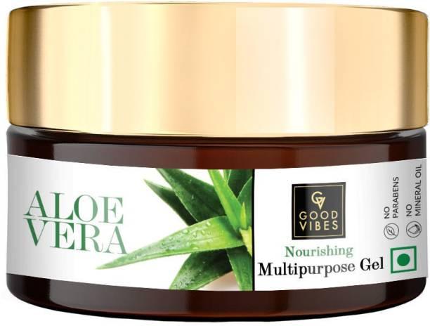 GOOD VIBES Nourishing Multipurpose Gel�- Aloe Vera