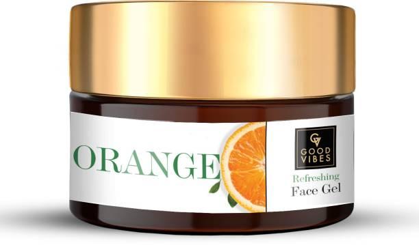 GOOD VIBES Refreshing Face Gel - Orange